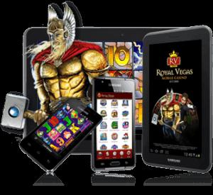 Tablet en iphone