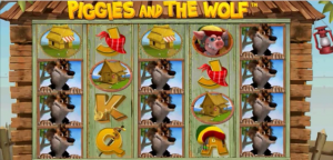 Piggies & the Wolf