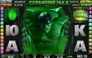 Expanding hulk